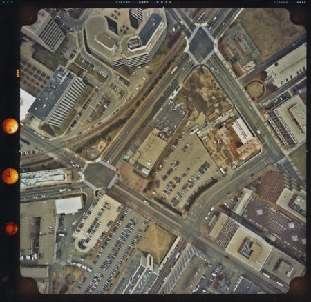 Four Star Aviation 9X9′ color aerial photograph