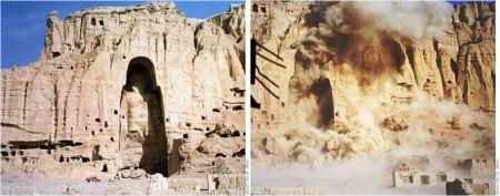 Bamiyan Buda, CNN,2001.