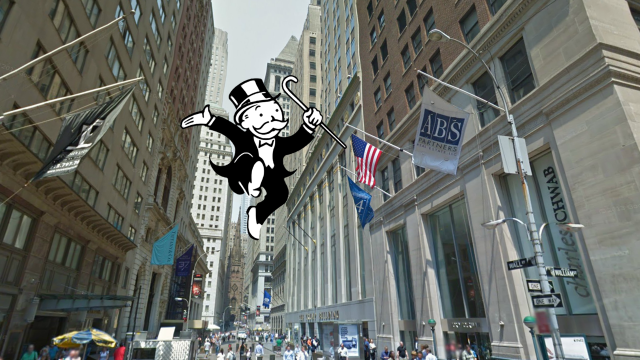 American_Plutocracy_Wall_Street_New_York